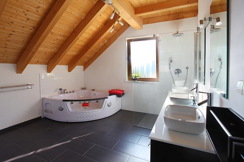 Perfekt Badezimmer Ferienhaus Alpirsbach